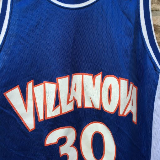 villanova wildcats champion ncaa jersey 90's