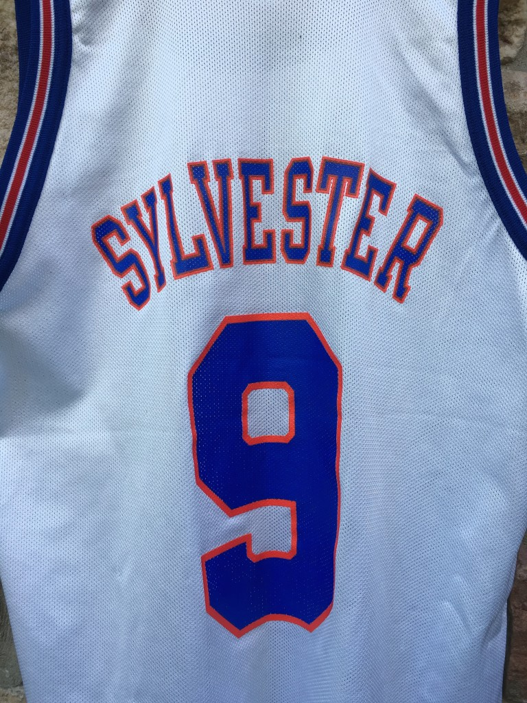 sylvester tune squad space jam looney tunes champion jersey size 44 8381b5a32