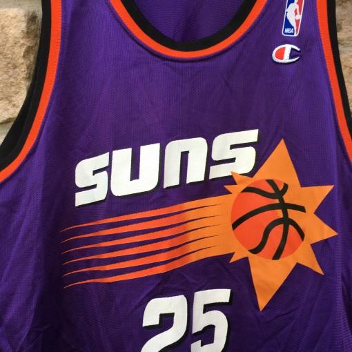 vintage 90's Phoenix suns jersey