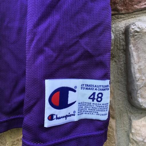 size 48 suns vintage champion nba jersey
