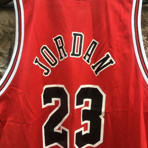 vintage MJ bulls jersey