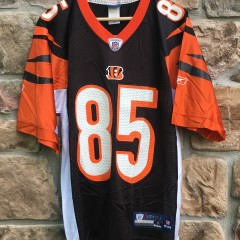 vintage chad ochocinco Cincinnati Bengals jersey size small medium