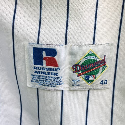 90s sammy sosa authentic chicago cubs russell diamond collection jersey size 40 medium