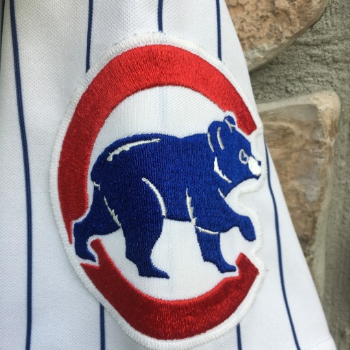 vintage cubs jersey 90's