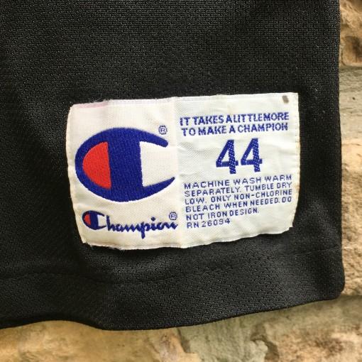 size 44 vintage champion jersey