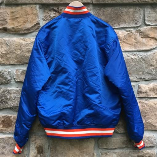 NY Knicks vintage starter stain bomber jacket