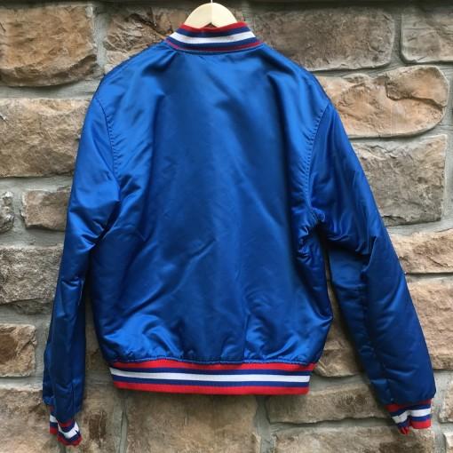 pistons 80's starter bomber jacket