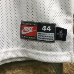 vintage nike authentic 90's nba jersey size 44