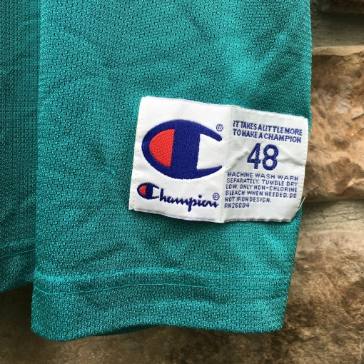 size 48 muggy bogues charlotte hornets vintage nba jersey