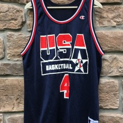1994 team usa joe dumars champion basketball jersey