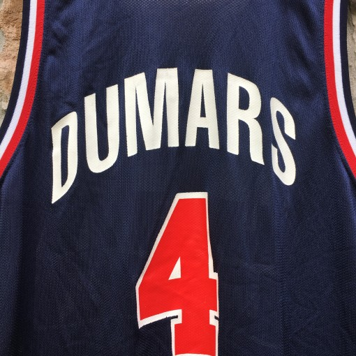 90's joe dumars team usa jersey