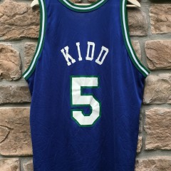 vintage jason kidd mavericks jersey
