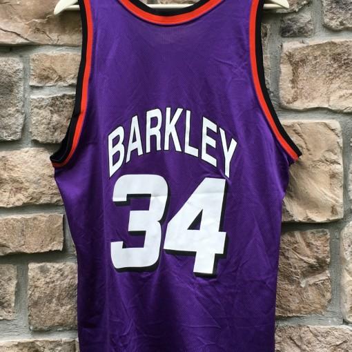 vintage barkley suns jersey