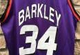 vintage 90's Barkley Champion NBA jersey OG original retro