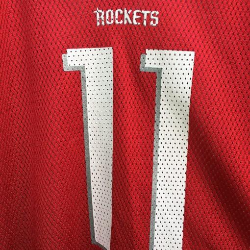 Yao Ming Houston rockets nba football jersey