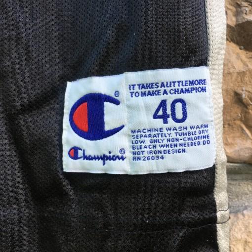 size 40 medium vintage spurs jersey