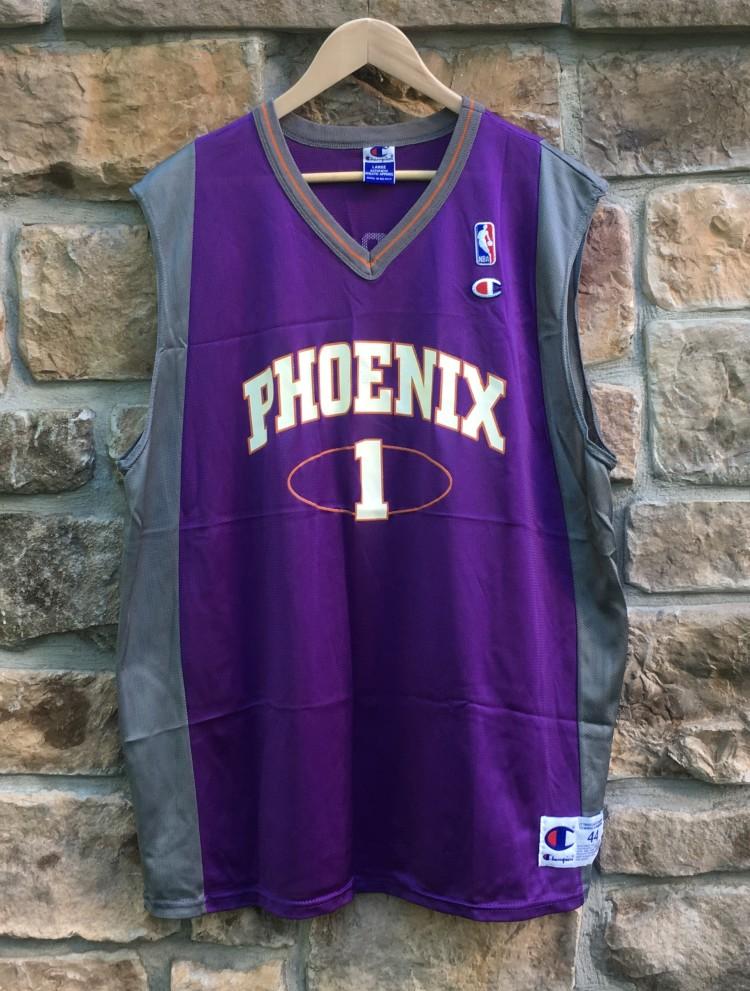 online store b06b2 51203 2000 Penny Hardaway Phoenix Suns Champion NBA Jersey Size 44