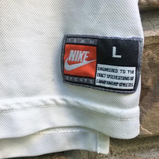 90's Nike soccer jersey size large