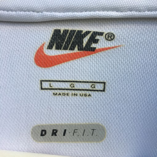 90's Nike dri fit soccer jersey