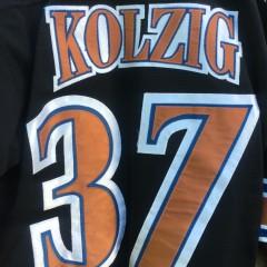 vintage Olag Kolzig Washington Capitals jersey