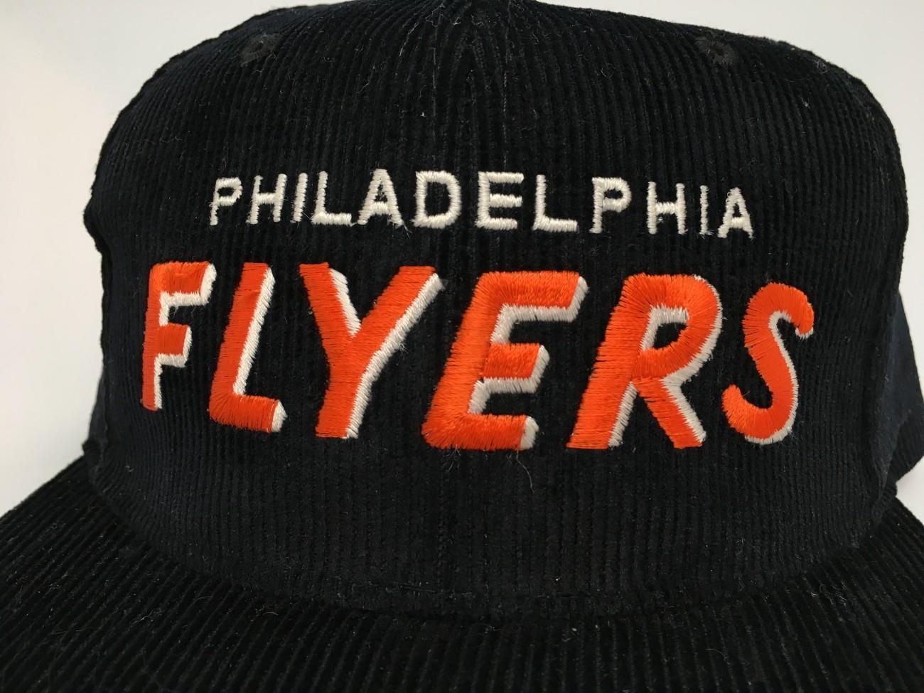 359543645c0 vintage 90 s corduroy starter snapback hat. original vintage 90 s Starter  Philly flyers hat