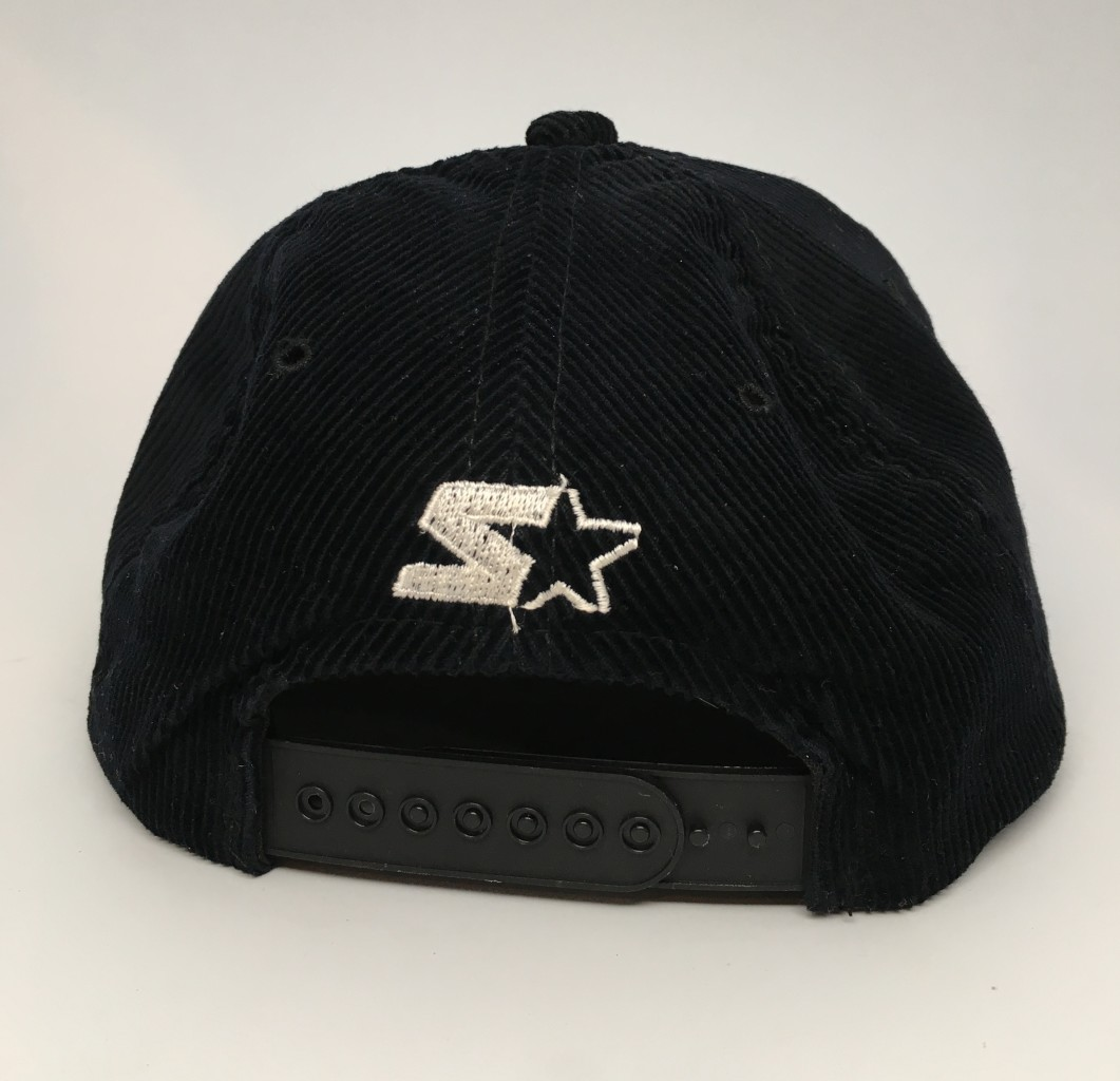 979b894cc33 90 s Philadelphia Flyers Corduroy Starter NHL Snapback Hat