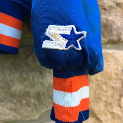 vintage 80's 90's Starter satin Cavs jacket