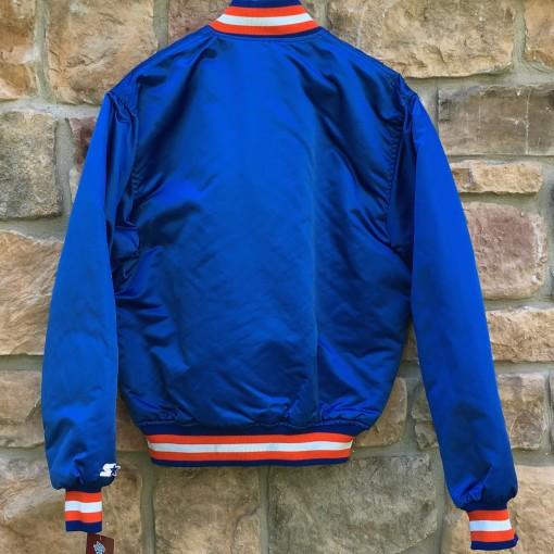 vintage Cleveland Cavaliers Starter satin bomber jacket