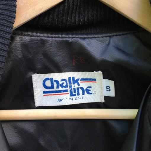 vintage chalkline jacket size small