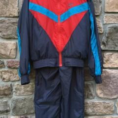 vintage 80's Nike track suit