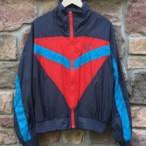 vintage Nike track suit 80's 90's complete windbreaker