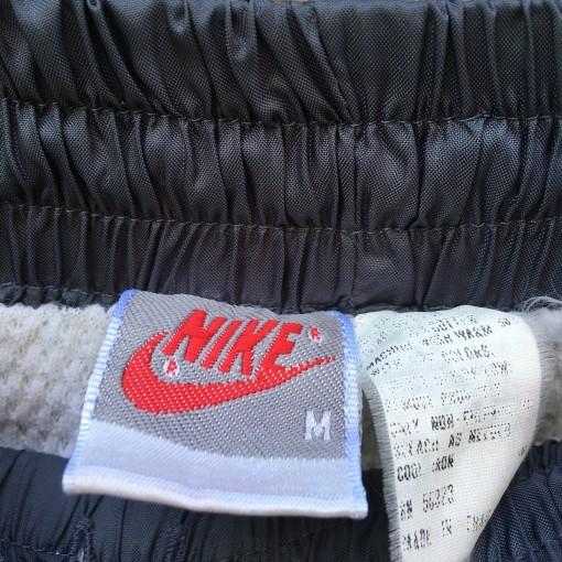 vintage nike Grey Red tag pants size medium