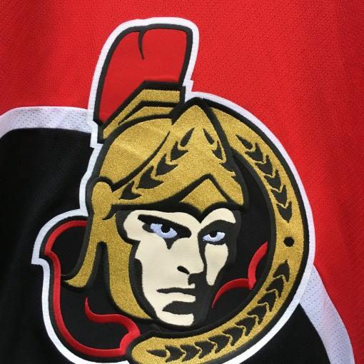 vintage Ottawa Senators jersey