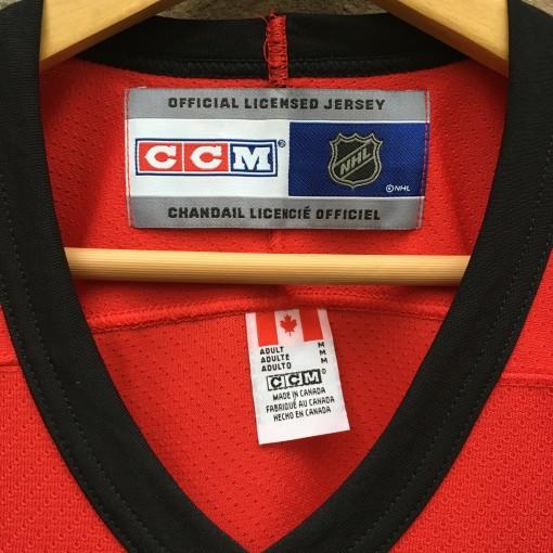 Vintage CCM jersey size medium