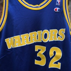 vintage golden state warriors joe smith champion nba jersey