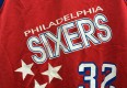 Charles Barkley #32 CHAMPION NBA jersey size 44 large