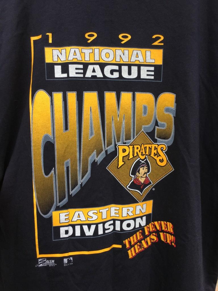 vintage 1992 Pittsburgh pirates salem mlb t shirt size large. Add to  Wishlist loading 59bda3b9a