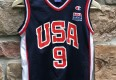 vintage 2000 vince carter team usa olympic champion basketball jersey youth size small