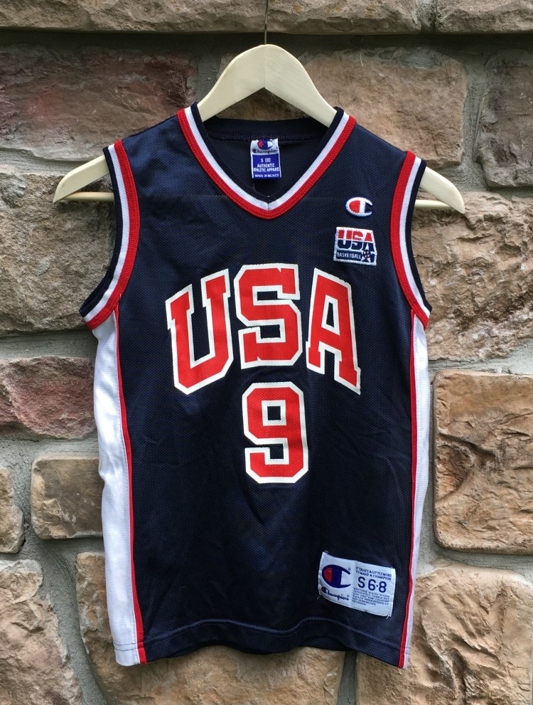 2000 Vince Carter Team USA Olympic Champion Jersey Youth ...