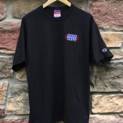 Rare Vntg Champion Heritage shirt  black