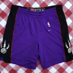 2000 Toronto Raptors Authentic Nike NBA Shorts size 34 Medium