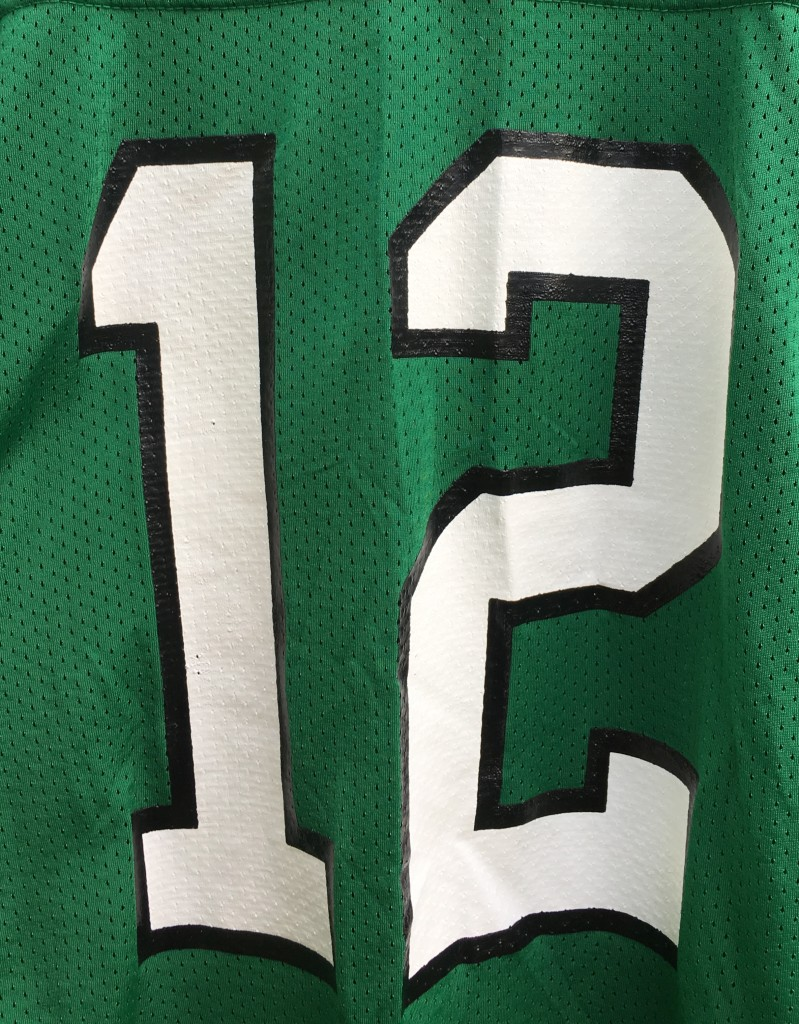 71d02969 1991 Randall Cunningham Philadelphia Eagles Authentic Russell NFL Jersey  Size 44