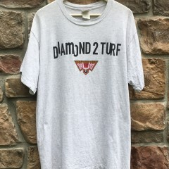 90's Nike Deion Sanders Diamond 2 Turf You gotta believe t shirt size XL