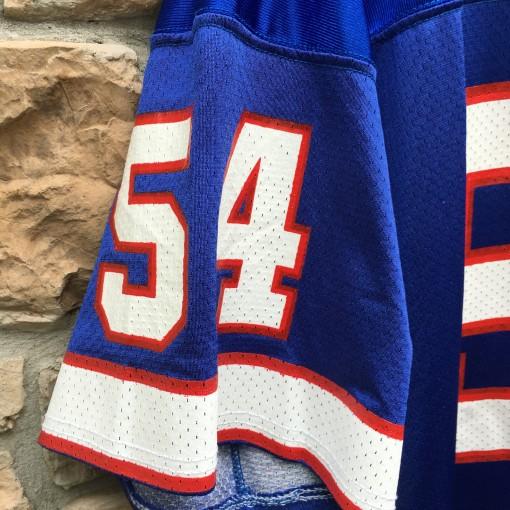 1997 Chris Spielman Buffalo Bills Authentic Wilson Pro Line NFL jersey size 54