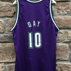1994 Todd Day Milwaukee Bucks Champion NBA Jersey size 48