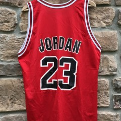 90s Michael Jordan Chicago Bulls Champion NBA Jersey size 48