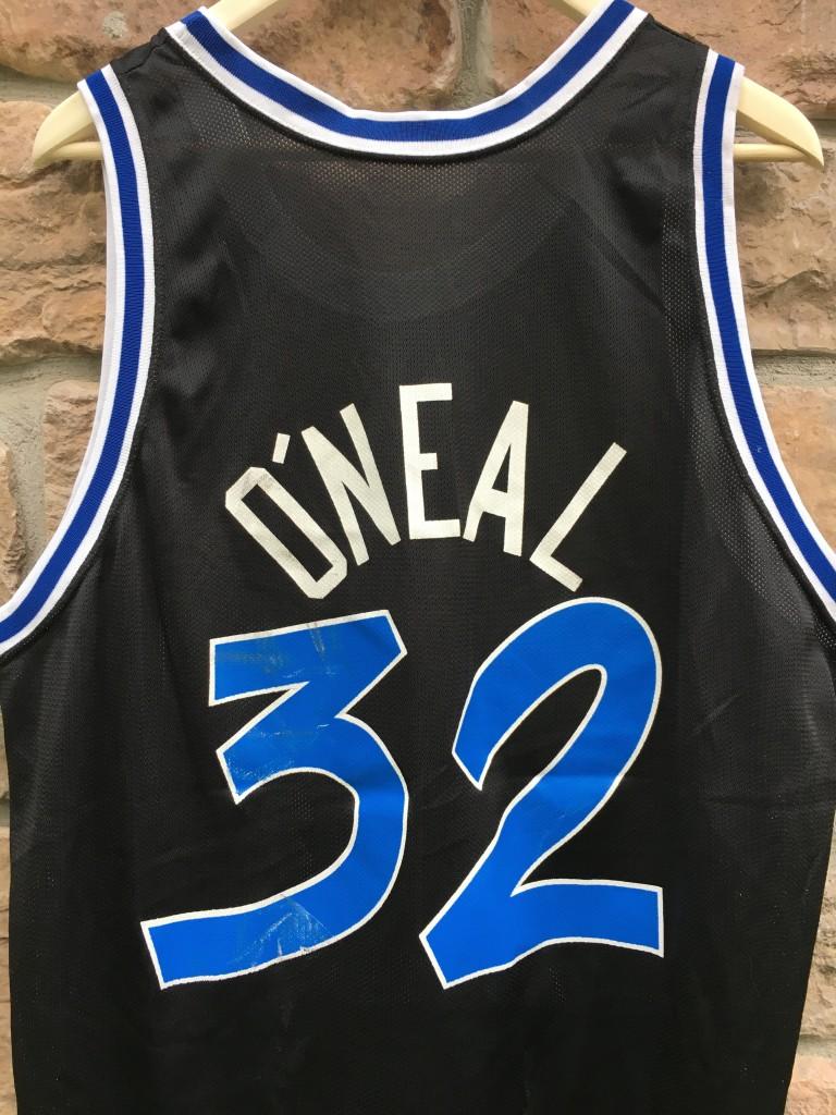 1993 Shaquille Shaq O neal Orlando Magic Champion NBA Jersey size 48 b23db95d6