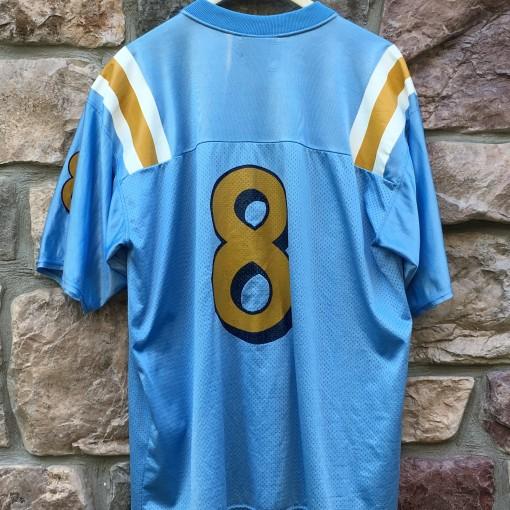 Vintage UCLA Bruins Adidas #8 Troy Aikman Football Jersey size large