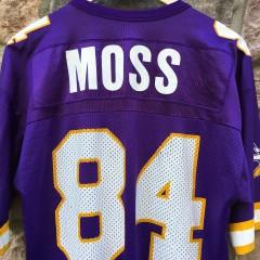 1998 Minnesota Vikings Randy Moss Champion NFL jersey size 40 medium