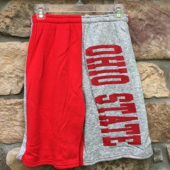 vintage 90's Ohio State Buckeyes rally sweat shorts size small